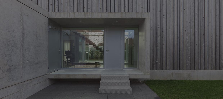 betonvloer buiten